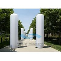 Quality Customized Standing Led Inflatable Stage Decoration with Excellent Workmanship for sale