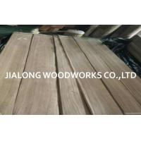 Natural Sliced American Walnut Quartr Cut Wood Veneer Sheet AAA Grade For Dest Manufactures