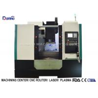 Quality Heat Exchanger CNC Vertical Machining Center For Mechanical Processing for sale