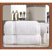 Buy cheap 3-5 star 100% cotton hotel bath towel for all over the world from wholesalers