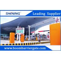 Buy cheap 0.3S High Speed Automatic Lane Boom Barrier Gate For Toll Booth Management from wholesalers