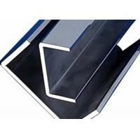 Quality 2B Surface 430 Stainless U Channel , C Channel Stainless Steel For Engineer for sale