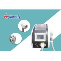 3.5ns 1000mj Professional Laser Tattoo Removal Machine 250w Power, 1064nm 532nm 1320nm Manufactures