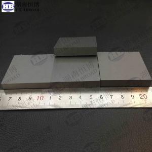 Anti 7.62 Bullets Silicon Carbide Bulletproof Ballistic Tiles , SIC Ceramic Tiles Manufactures