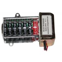 Mechanical Stepper Motor Counter Register & Electromagnetic Counter For kWH Energy Manufactures