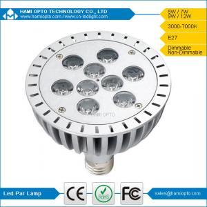 led par light for project lighting par lamp e27 9w warm white Par38 Manufactures