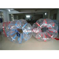 0.8mm Custom Dots Inflatable Bumper Ball Manufactures