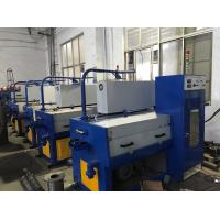 High Reliability Copper Wire Drawing Machine , 2000mpm Fine Wire Drawing Machine Manufactures
