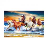 40*60cm 3D Image Poster Large Size Animal Horse Pictures Wall Prints Manufactures