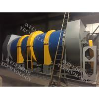 110 / 220 / 380V Kiln Dry Machine , Simple Structure Rotary Dryer Machine Manufactures
