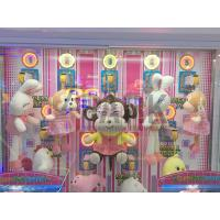 Quality Epark Malaysia Electronic Crane Claw Toy Game Machine for 2 Player for sale