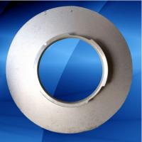 Buy cheap Bearing 640MM Rotary Screen End Ring Textile Machinery Components For Textile Roller Printing Machine from wholesalers