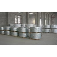 China Roof Panel Hot Dipped Galvanized Steel Strip , Zinc Coated Steel Strip Coil on sale