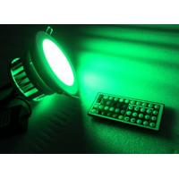 Green color led downlight Manufactures