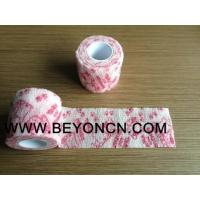 Kawaii Printed Elastic Cohesive Bandage Children And Pets Owners Manufactures