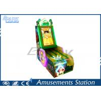 Indoor Electronic Mini Bowlingl Amusement Game Machines Simulation Equipment Manufactures