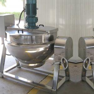 3000l Emulsification Stainless Steel Tanks For Storage Manufactures