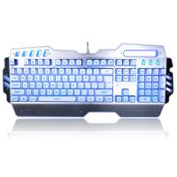 CE ROHS Multimedia Mechanical Keyboard PC Gaming keyboard Anti Ghosting Manufactures