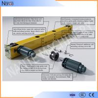 1 ~ 100T Electric Motorized Crane End Carriage Beam For Overhead Crane Manufactures
