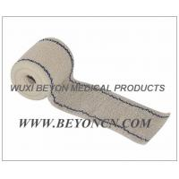 China Crepe Bandage BP Grade Cotton Elastic Bandage For Hospital Patient Use on sale