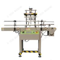 Juice Bottle Barrel Leak Tester Machine / Stainless Steel Leak Testing Equipment Manufactures