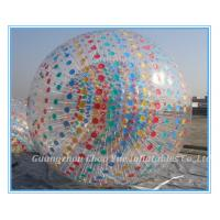 Customized Giant Inflatable Zorbing Ball For Inflatable Sports Games(CY-M2713) Manufactures