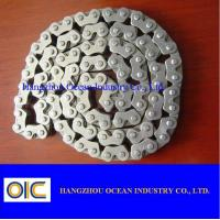 40Mn CD70 Transmission Spare Parts / Motorcycle Sprocket Chain Manufactures