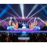 Commercial LED Screens Indoor LED Billboard P4.81 Rental LED Panel 1920Hz cabinet 500x1000mm Manufactures