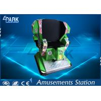 Electric Kids Robot Ride / Kiddy Ride Machine Digital Control System Music Play Manufactures