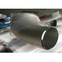 Butt Weldable Compression Stainless Steel Pipe Fittings Domestic Use Sch10s Manufactures