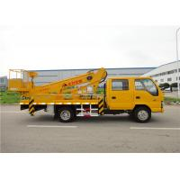 Buy cheap ISUZU NKR77LLWCJAY 14M Telescopic Work Platform 14000mm Working Height from wholesalers