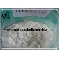 Lidocaine Hcl Local Anaesthetics Lidocaine Hydrochloride CAS 73-78-9 Manufactures