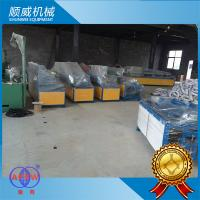 Single Wire Chain Link Fence Making Machine Φ1.4mm - Φ4.5mm Weaving Diameter Manufactures