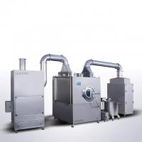 High Efficiency Tablet Coating Equipment , Film Coating Machine Low Noise Manufactures