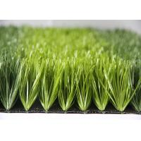 China High Performance Decorative Soccer Artificial Grass 16 / 10 cm Stitch Rate on sale
