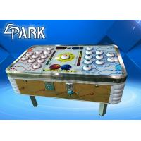 Quality Coin Operated Pk Paradise Table Arcade Machine Naughty Beans Hit Hammer for sale