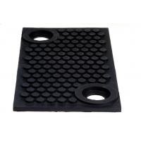 Vibration Isolation Bearings Solid Rubber Pad applied in Metro Manufactures