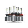 Small Size LED Car Headlight Bulbs , H7 H1 Super Bright Headlight Bulbs Manufactures