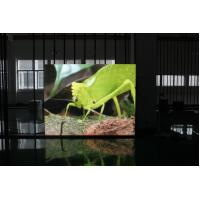 1R1G1B 3in1 P5.2 indoor SMD super thin slim led display screen  Manufactures