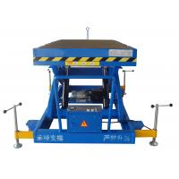 5000Kg Loading Roller Custom Vertical Lift Table For Work Shop Theatre Manufactures