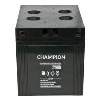 Safety 2000ah 2v Sealed Lead Acid Battery , ABS Containers Manufactures
