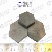 Sic / Silicon Carbide Bulletproof Plates /tiles Used In Heavy Armored Protection , armored vehicles Manufactures