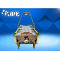 Coin Operated Video Arcade Game Machines , Commercial Ice Air Hockey Table Manufactures
