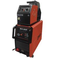 MIG400P PULSE MIG Welding Machine For Aluminum / 3 Phase MIG Welder Manufactures