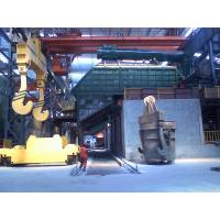 Melting Induction Furnace , 250 / 500 HZ Metal Casting Furnace Manufactures