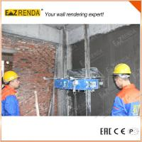 Internal Wall Cement Render Machine Brickwork Machine Three Phase Manufactures