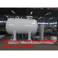 15,000L mobile skid mounted cooking gas refilling plant for sale,  skid-mounted lpg gas filling plant for gas cylinders Manufactures