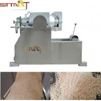 Stainless Steel Puffed Rice Machine / Air Steam Flow Cereal Puffing Machine Manufactures