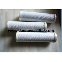 To improve water taste activated carbon water filter/10'' CTO/10''UDF Manufactures