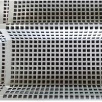 square hole perforated metal sheet galvanized perforated metal panel Manufactures